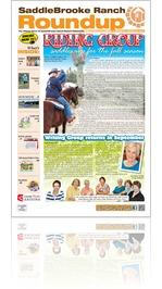 SaddleBrooke Ranch Roundup - September 2014