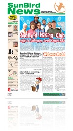 SunBird News - September 2014
