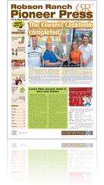 Robson Ranch Pioneer Press - September 2014
