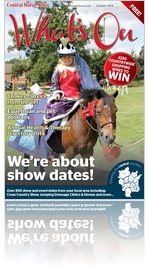 Central Horse News What's On October 2014