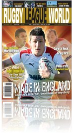 Rugby League World - Dec 2010