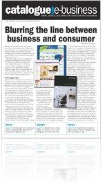 Catalogue E-Business issue 186 - November 2010