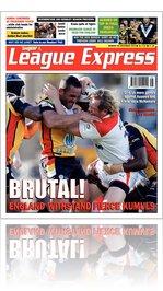 League Express - 8th Nov 2010