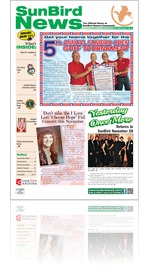 SunBird News - November 2014