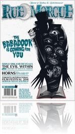Rue Morgue Issue 150