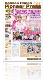 Robson Ranch Pioneer Press - November 2014