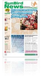 SunBird News - December 2014