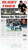 Rugby Times - 26th November 2010
