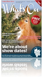 Central Horse News What's On Dec / Jan 2015 issue