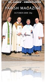 Christleton Parish Magazine October 2009