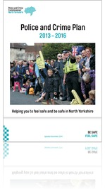 Police and Crime Plan 2013 - 2016
