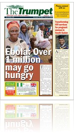 The Trumpet Newspaper Issue 378 (December 24 2014 - January 6 2015)