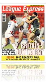 League Express - 13th Dec 2010