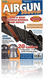 Airgun Shooter - February 2011