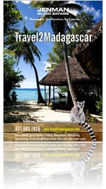 Travel2Madagascar Brochure 2011