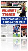 Rugby Times - 23rd Dec 2010