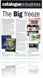 Catalogue E-Business issue 187 - January 2011