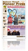 Robson Ranch Pioneer Press - January 2015