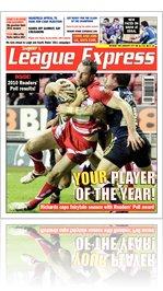 League Express - 10th Jan 2011
