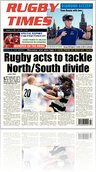 Rugby Times - 14th Jan 2011
