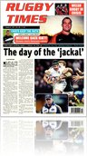 Rugby Times - 21st Jan 2011
