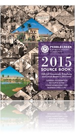 2015 PebbleCreek Source Book�