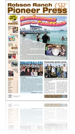 Robson Ranch Pioneer Press - February 2015