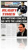 Rugby Times - 4th Feb 2011