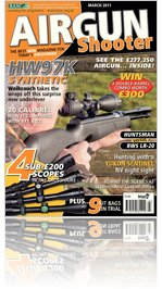 Airgun Shooter - March 2011