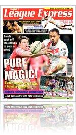 League Express - 14th Feb 2011