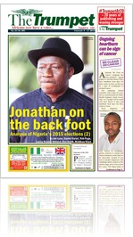 The Trumpet Newspaper Issue 381 (February 4 - 17 2015)