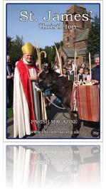 St.James' Christleton Parish Magazine March 2015