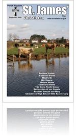 St.James' Christleton Parish Magazine September 2008