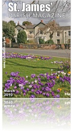St.James' Christleton Parish Magazine March 2010