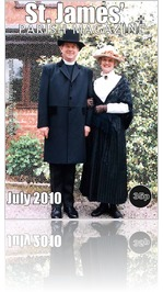 St.James' Christleton Parish Magazine July 2010