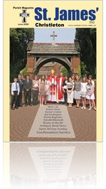 St.James' Christleton Parish Magazine June 2008