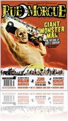 Rue Morgue Issue 153