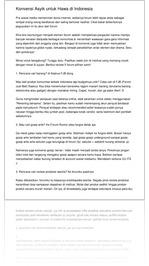 Konvensi Asyik untuk Hawa di Indonesia