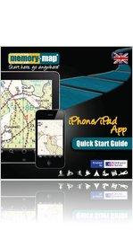 Memory-Map iPhone & iPad App Quick Start Guide