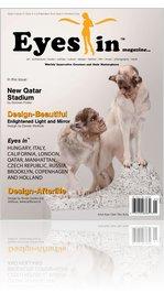 Eyes in magazine issue 3