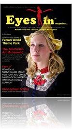 Eyes in magazine issue 4