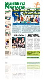 SunBird News - March 2011