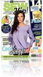 Sew Hip, Issue 27