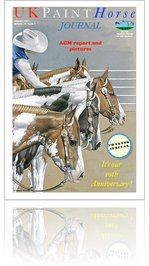 UK Paint Horse Journal Jan 2011