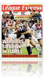 League Express - 28th Feb 2011