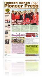 Robson Ranch Pioneer Press - March 2015