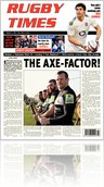 Rugby Times - 11th March 2011