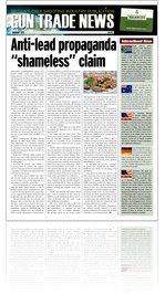 Gun Trade News January 2011