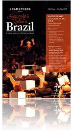 Gramophone Brasil Cultural Tour Brochure