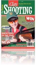 Clay Shooting - May 2011
